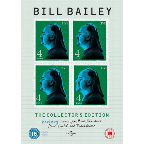 Bill Bailey - The Collectors Edition