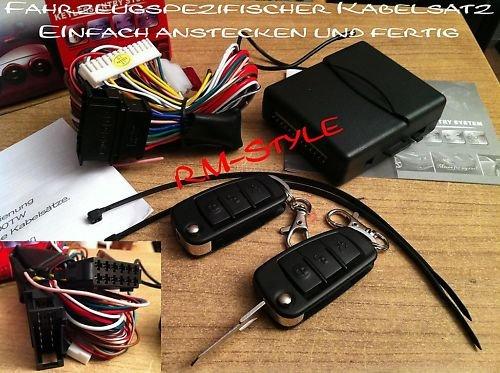 Funkfernbedienung Plug and Play für VW Golf 3