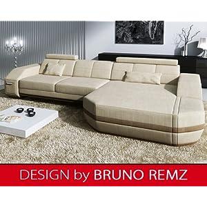 Online Bestellen Bruno Remz Nürburg Lg Design Sofa Couch Ecksofa