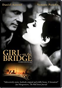 "Cover of ""Girl on the Bridge"""