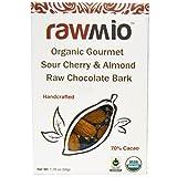 Windy City Organics Sour Cherry & Almond Raw Chocolate Bark
