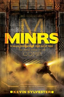 MiNRS by Kevin Sylvester| wearewordnerds.com