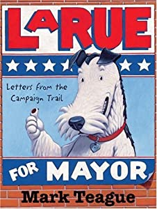 "Cover of ""Letters from the Campaign Trail..."