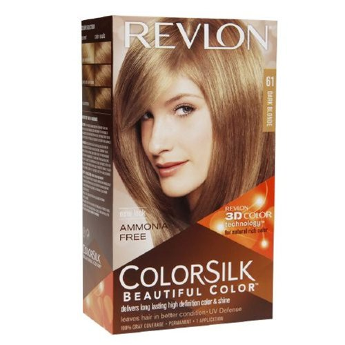 Revlon Light Brown Hair Color Chart