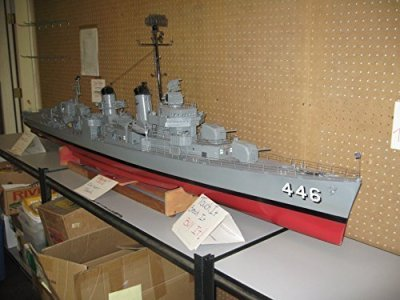 148-scale-USS-Radford-radio-control-Flecther-Class-Destroyer