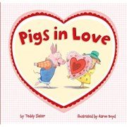 51ckOSURHdL. SL500 AA300 Pigs in Love {Book Review}