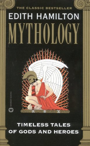 "Cover of ""Mythology: Timeless Tales Of Go..."
