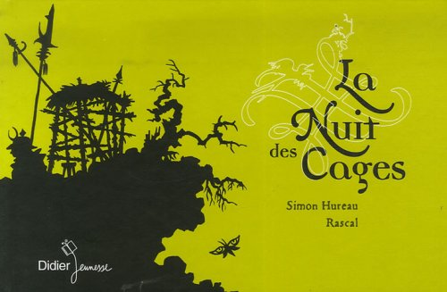 Couverture - La nuit des cages