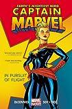 Captain Marvel - Volume 1: In Pursuit of Flight (Marvel Now)