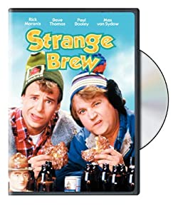 "Cover of ""Strange Brew"""