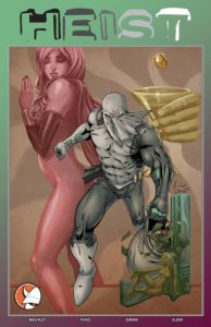 HEIST (graphic novel) by Brendan McGinley