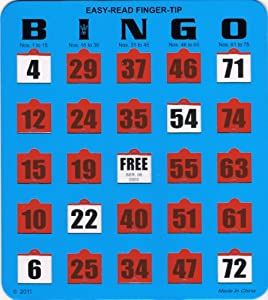 Bingo Slide Cards Car Interior Design