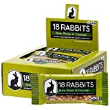 18 Rabbits Organic Gluten Free Granola Bar, Date, Pecan & Coconut, 1.6 Ounce (Pack of 12)