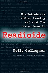 "Cover of ""Readicide: How Schools Are Kill..."
