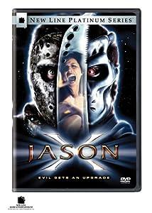 "Cover of ""Jason X (New Line Platinum Seri..."