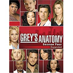 "ENTER TO WIN A COPY OF ""GREY'S ANATOMY: SEASON FOUR"" 3"