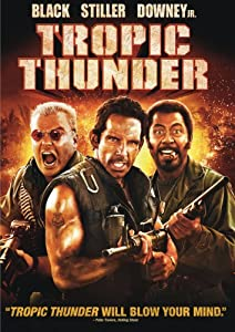 "Cover of ""Tropic Thunder (Unrated Directo..."