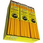 iScholar Gross Pack #2 Yellow Pencils, 144 Count (33144) for $13.99 + Shipping