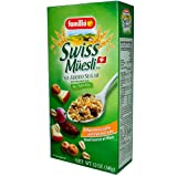 Familia Swiss Muesli - No Sugar, 12-Ounce