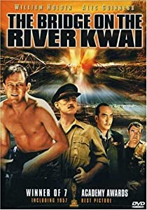 "Cover of ""The Bridge on the River Kwai"""