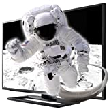 LG 42LW5400 107 cm (42 Zoll) Cinema 3D LED-Backlight-Fernseher, Energieeffizienzklasse B   (Full-HD, 400 Hz MCI, DVB-T/C, CI+) schwarz