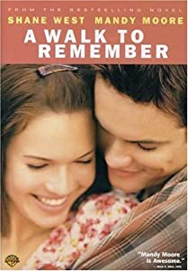 "Cover of ""A Walk to Remember"""
