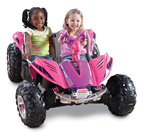 Power Wheels Dune Racer - Monster Traction system Pink
