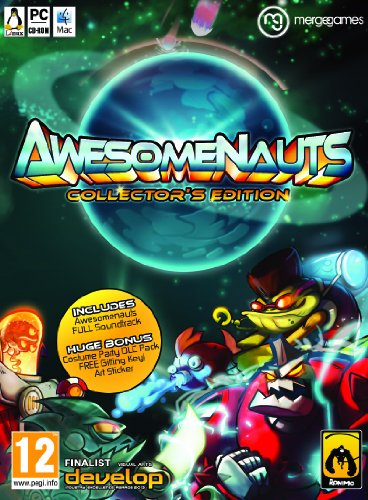 awesomenauts special edition