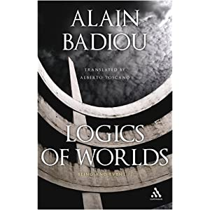 Logics of Worlds (Being and Event, 2)