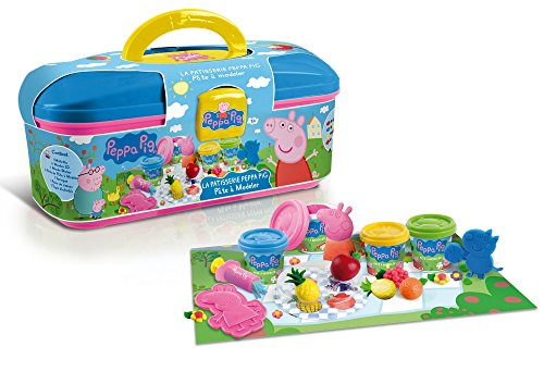 Peppa Pig Dough Activity Picnic Case