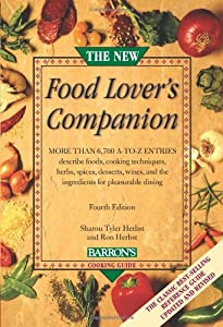 "Cover of ""The New Food Lover's Companion&..."