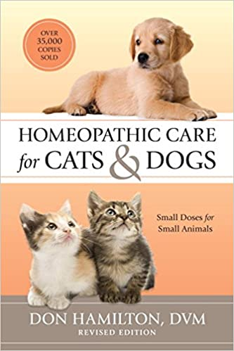 Homeopathic Care for Pets Book