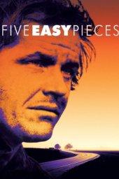 Five Easy Pieces starring Jack Nicholson and Karen Black