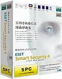 ESET Smart Security V4.0 5PC