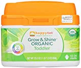 Happy Tot Grow & Shine Organic Toddler Milk, 23.2 Ounce