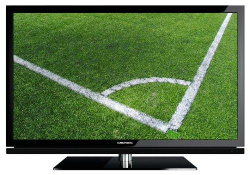 Grundig 40 VLE 8120 BG 102 cm (40 Zoll) LED-Backlight-Fernseher, Energieeffizienzklasse B (Full-HD, DVB-T/C/S2, CI+) glänzend schwarz