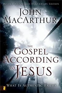 "Cover of ""The Gospel According to Jesus: ..."