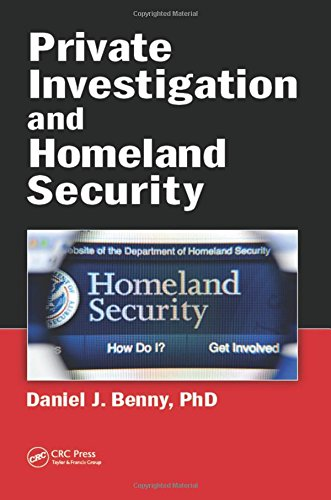 Private Security And Homeland Security
