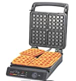 Chef's Choice 854 Classic Pro 4-Square Waffle Maker