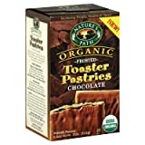 Nature's Path Frosted Toaster Pastry - Chocolate - 11 oz - 6 ct