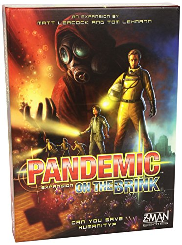 pandemic board game expansions