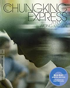 "Cover of ""Chungking Express - Criterion C..."