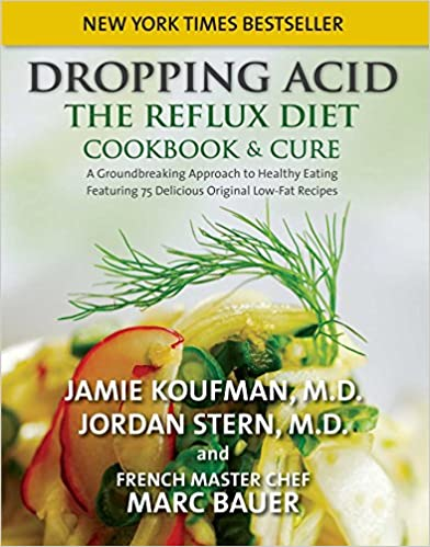 Dropping Acid - The Reflux Diet | Book Cover image