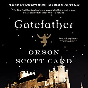 Gatefather Audiobook