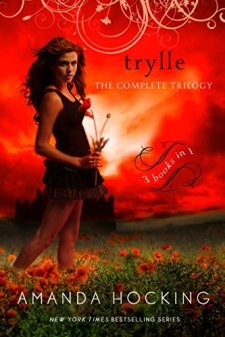 Trylle: The Complete Trilogy (A Trylle Novel) by Amanda Hocking| wearewordnerds.com