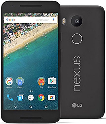 Google NEXUS 5X 16GB CarbonBlack LG-H791 SIMフリー 並行輸入品