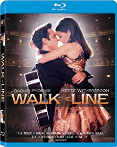 "Cover of ""Walk the Line [Blu-ray]"""