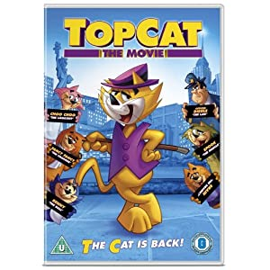 Top Cat: The Movie [DVD]