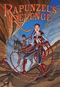 """Cover of """"Rapunzel's Revenge"""""""