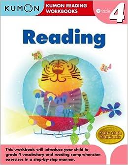 Amazon Grade 4 Reading Kumon Reading Workbooks